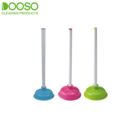 Wooden Long Handle Toilet Plunger DS-488