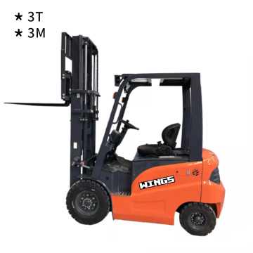 3 T Electric Forklift