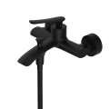 Hot sell modern brass shower mixer valve black