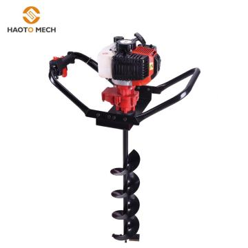 52cc earth ground drill auger machine