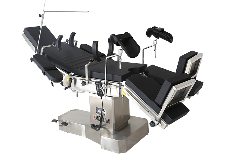 High Quality 304 stainess steel Medical Operation Table