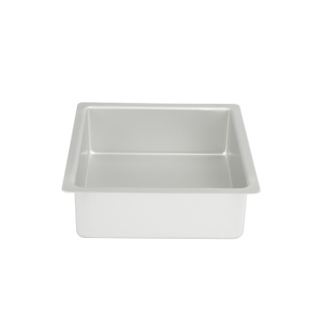 "8"" Aluminum Alloy Square Bread Cake Pan"