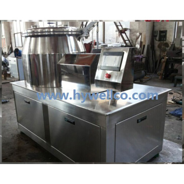 High Speed Blender Granulating Machine
