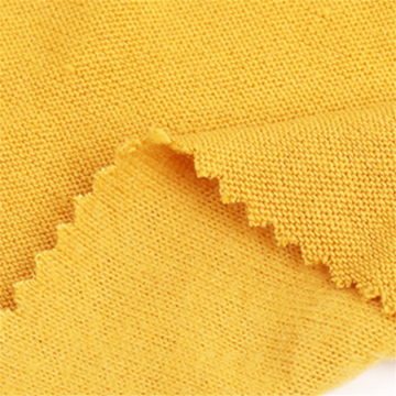 Skin-friendly Dyed Imitation Cashmere Knitted Baby Fabrics