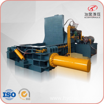 Hydraulic Stainless Steel Baling Machine with Factory Price