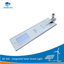 DELIGHT DE-AIO cctv Camera Integrated Solar Street Lighting