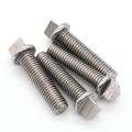 Metric Steel Triangle Head Bolts