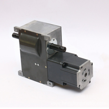 90W with Clutch Brushless DC Gear Motor