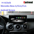 "Display Android da 10,25 ""per Mercede-Benz A Class"