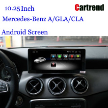 "Android 10.25 ""displej pro Mercede-Benz A Class"