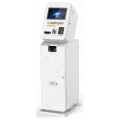 Cash In and Out Bitcoin ATM Kiosk