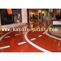 Commercial epoxy floor coatings With Cheap Price