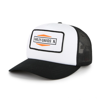 Patch LOGO Custom Sponge Polyester Trucker Mesh Cap