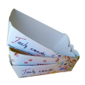 Custom Food Grade Paper French Fries Boat trays