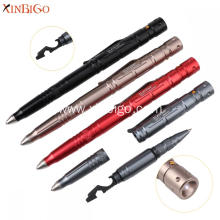 Multifunction Tactical Pen With Led Flashlight Light