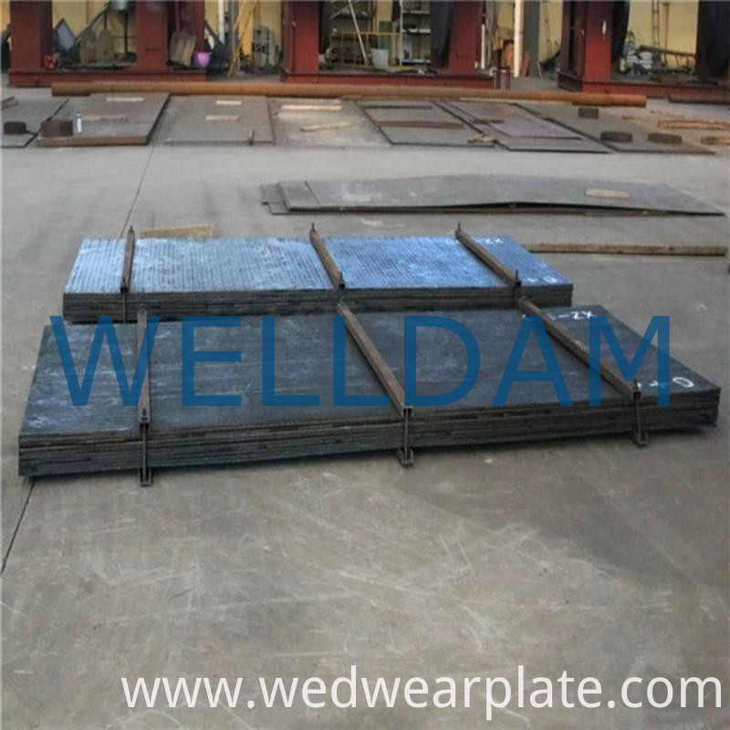 Chromium Carbide Wear Resistant Steel Plate 11