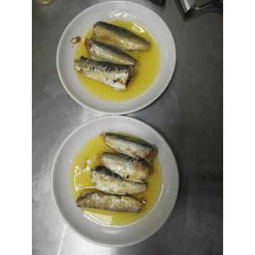 Wholesale Price Canned Sardine Fish With Vegetable Oil