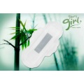 Ultra thin bamboo Sanitary Towels With Wings