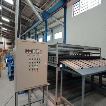 24M 1Deck Wood Veneer Drying Machine