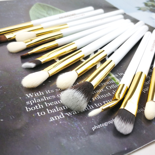 12PC Professionell Makeup Eye Brush Set