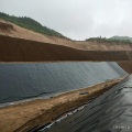 High Tear Strength Geomembrane Use in Water Industries
