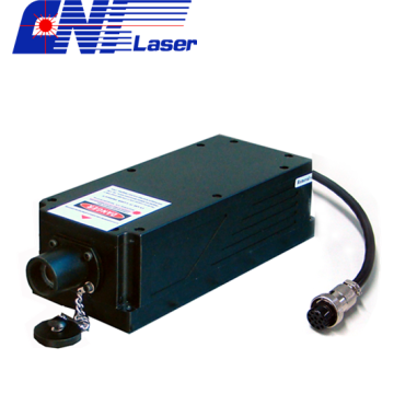 Single Frequency Laser for Raman Spectroscopy