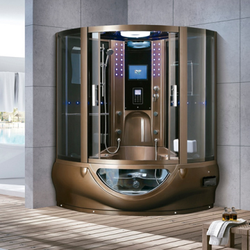 New Design Luxury Two Person Indoor Steam Room