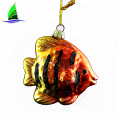 stained glass ocean series fish ornaments