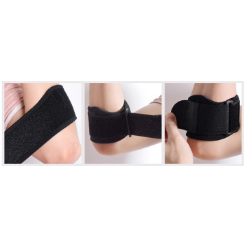 Sports compression adjustable elbow strap