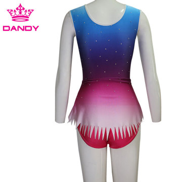 Advanced Customized Competitive Gymnastic Leotards
