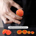 4pcs/set Portable Silicone Notebook Tablet PC Cooling Feet Laptop Cooler Ball Heightening Foot Pad Holder Stand 0.6-1cm