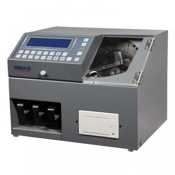 Heavy duty mixed denomination coin sorter Russian Ruble