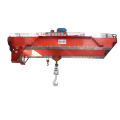 Ce/Iso Certified 20Ton Double Girder Workshop Overhead Crane