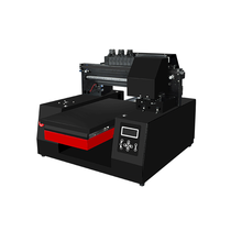 Flatbed Digital Printer kanggo Sale