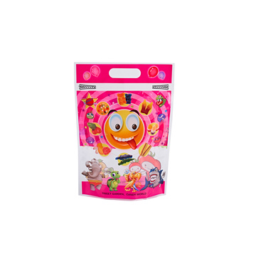 Poly Candy Packaging Pouches