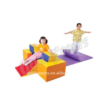 Children Sports Kids Soft Play Gym Equipments