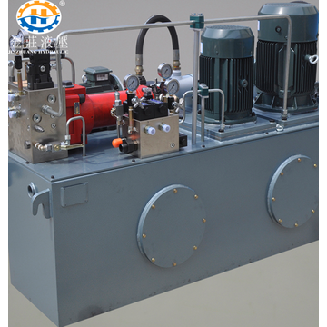 hydraulic control station for factory