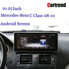 W204 Screen Music per Benz C Class 08-10
