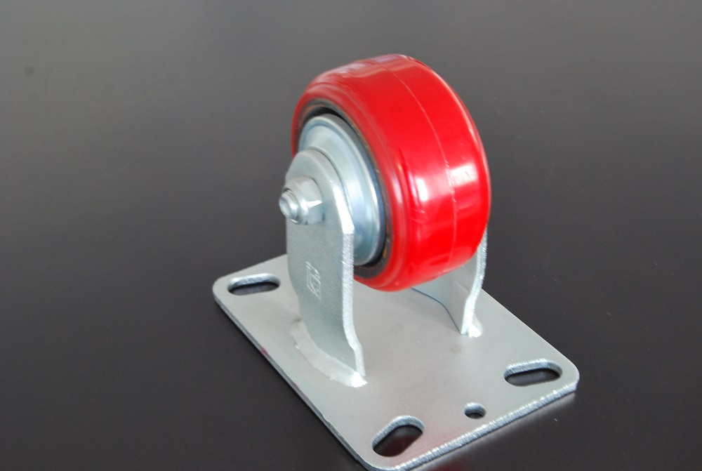 Polyester T100 series rubber roller