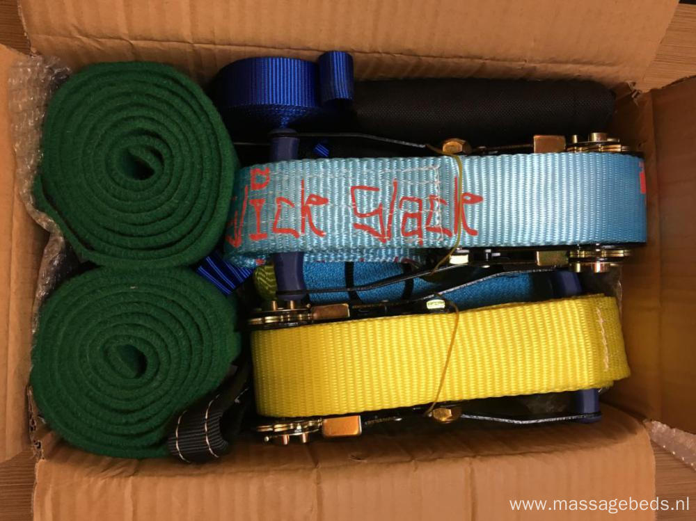 Customized Nylon/Polyester Slackline