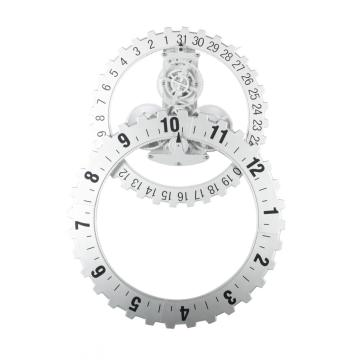 Third Generation Hanging Gear Wall Clock