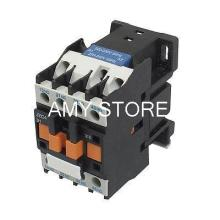 Coil 50/60Hz 220-240V 20A 35mm DIN Rail 3P 3NO 1NC AC Contactor JZC4-31