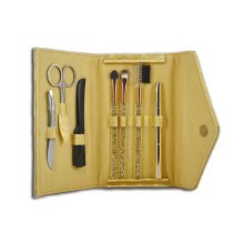 Home pedicure kit professional makeup brush sets