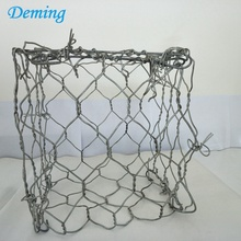 Factory Hot Dip Galvanized Gabion Basket