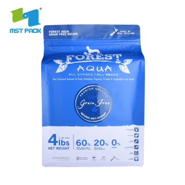 Customized Logo Pet Food Packaging Bag
