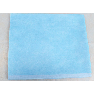 Disposable medical treatment towel