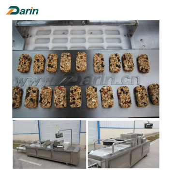 High Capacity Granola Cereal Bar Production Line