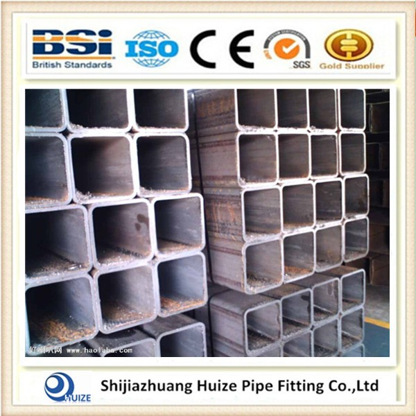 Alloy steel square metal tubing size
