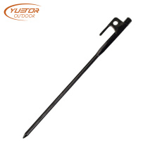 16in Cast Steel Long Hammer Stakes For Mountaineering
