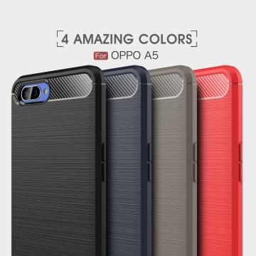 Flexible Soft TPU Scratch Resistant for OPPO A5